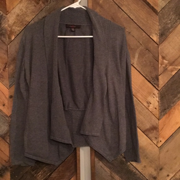 Fever Sweaters - Gray cardigan